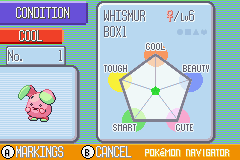 Pokemon Ruby - shiny - User Screenshot